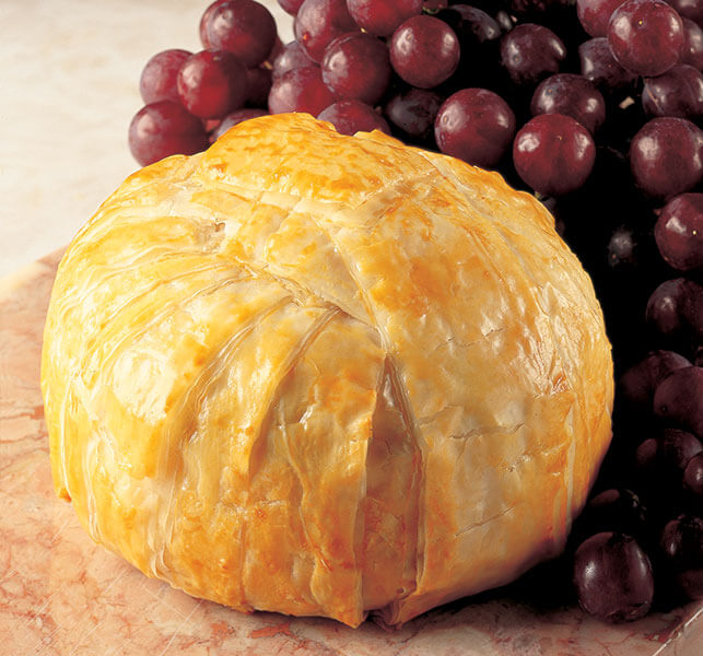 Ground Beef Phyllo Recipe: Crab Meat And Brie Phyllo Round - Athens Foods