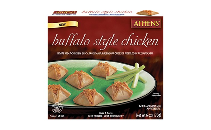 Athens Foods Buffalo Style Chicken Bites Athens Foods