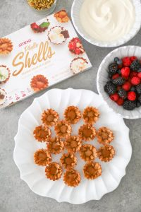 easy berry tarlets and phyllo shells