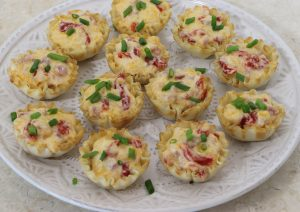 Pimento Cheese and Ham Bites - Athens Foods